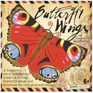 Schmetterlingsflügel (9 Stück)