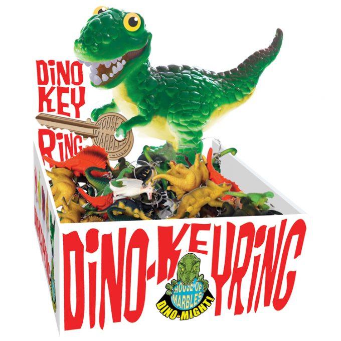 Dino - Schlüsselanhänger (60 Stück)