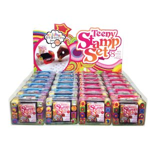 Tiny Stamp Set Counter Display (24 pcs)