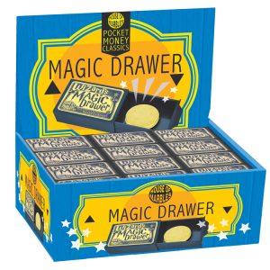 Magischer Münzenschlucker (60 Stück)