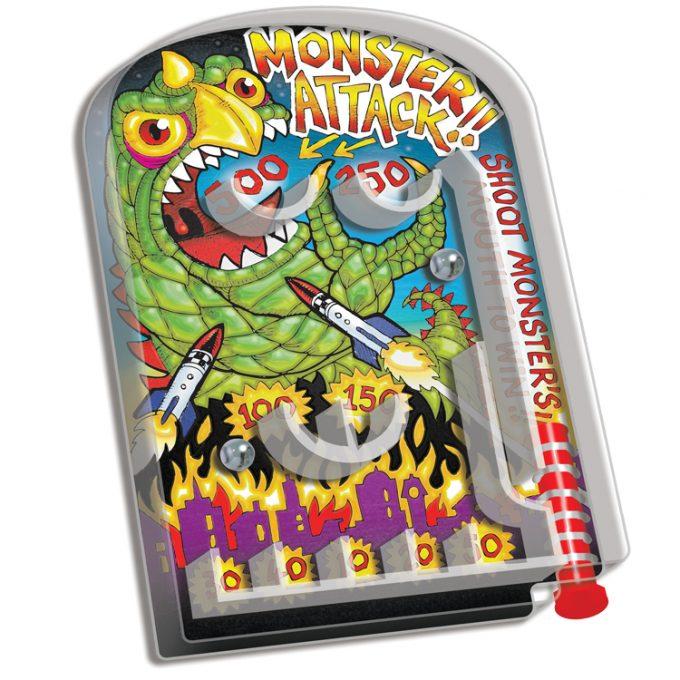 Taschenpinball/Flipper (48 Stück)