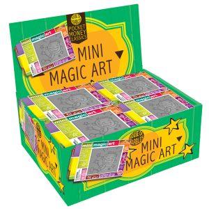 Kleine Zaubertafel (80 Stück)