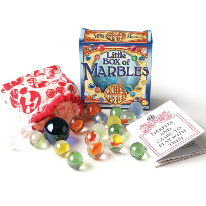 Little Box of Marbles Counter Display (24 pcs)